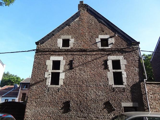 Ancien hameau du Fond des Tawes