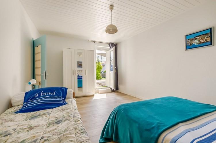 Maison à 400m de la plage de la Bosse sur l'île de Noirmoutier