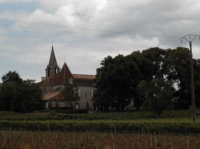 Le village de Montazeau