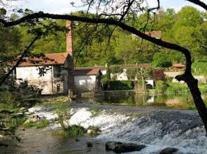 Le Moulin du Thouet