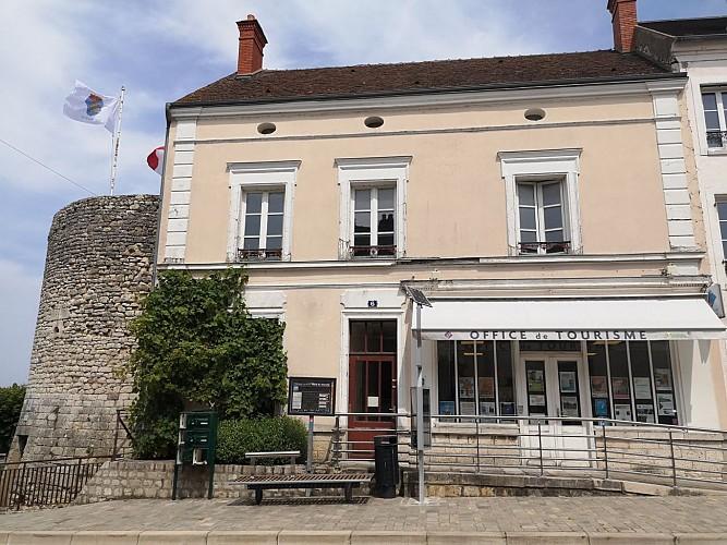 Gâtinais Val-de-Loing Tourist Office, Château-Landon Office