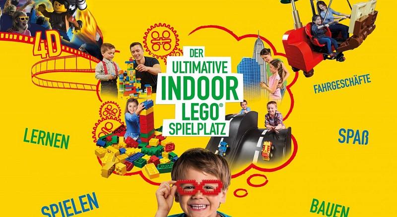 Billet pour le parc LEGOLAND Berlin - coupe-file