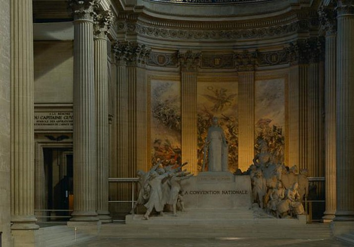 E-ticket for the Paris Pantheon – Priority access