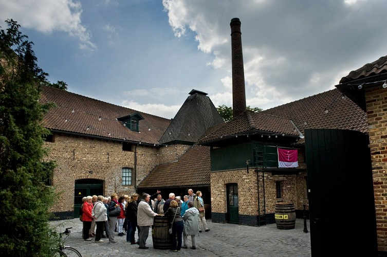 Jenevermuseum - national museum of distilling
