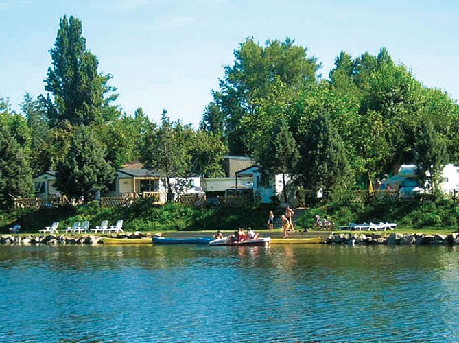 Camping Airotel Beau Rivage ****