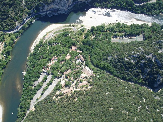 Camping Airotel Domaine des Blachas ****