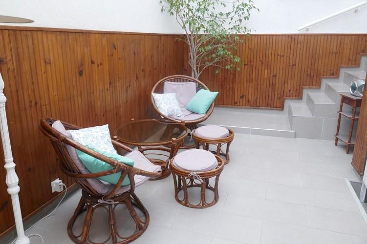 Maison idéalement située au Sables d'Olonne