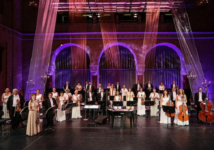 Gala-Concert & Cruise in Budapest (optional dinner)