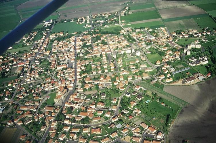 Présentation historique d'Ennezat