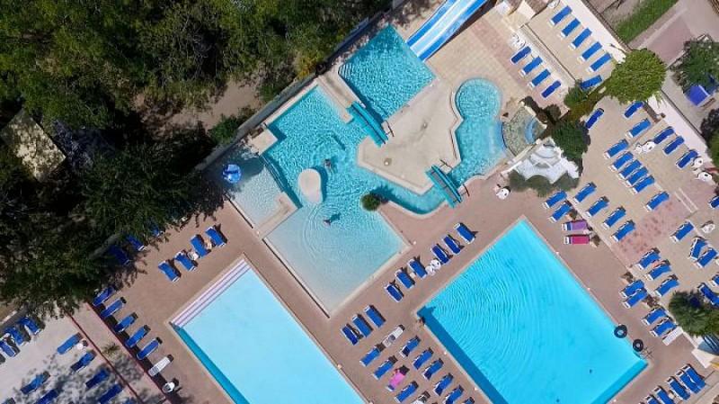 Camping Airotel Les Jardins de Tivoli ****
