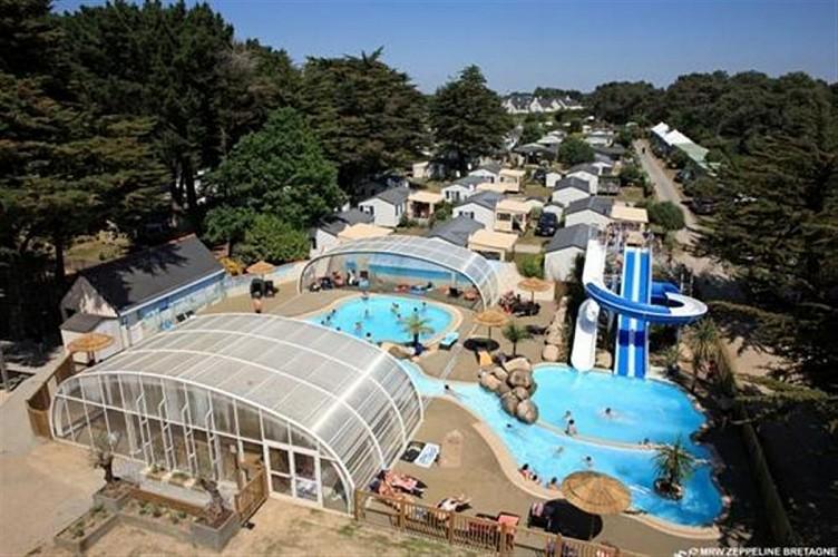 Camping Airotel Le Moulin de l'Eclis ****