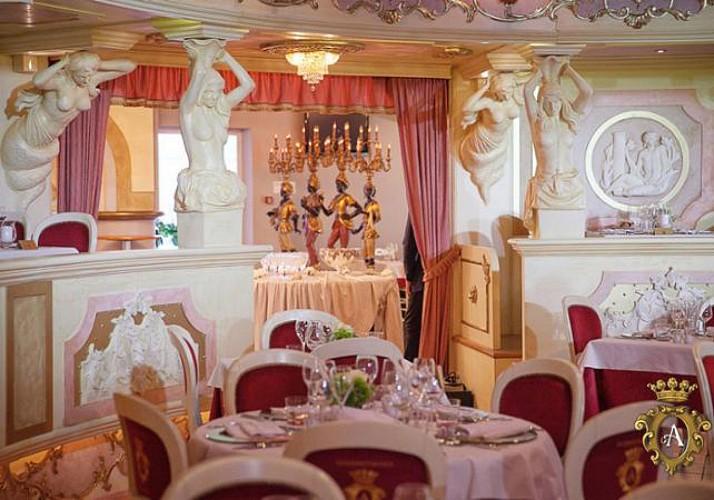 """Dinner Show – """"Avanspettacolo"""" Cabaret in Venice"""
