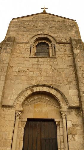 La façade occidentale