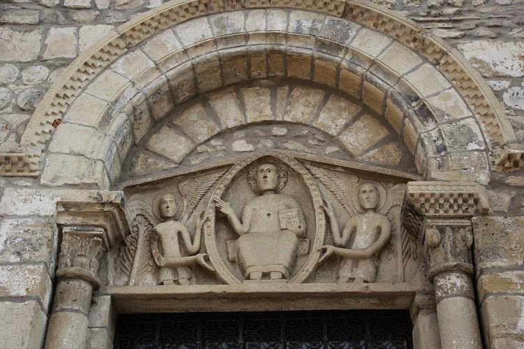 La façade méridionale