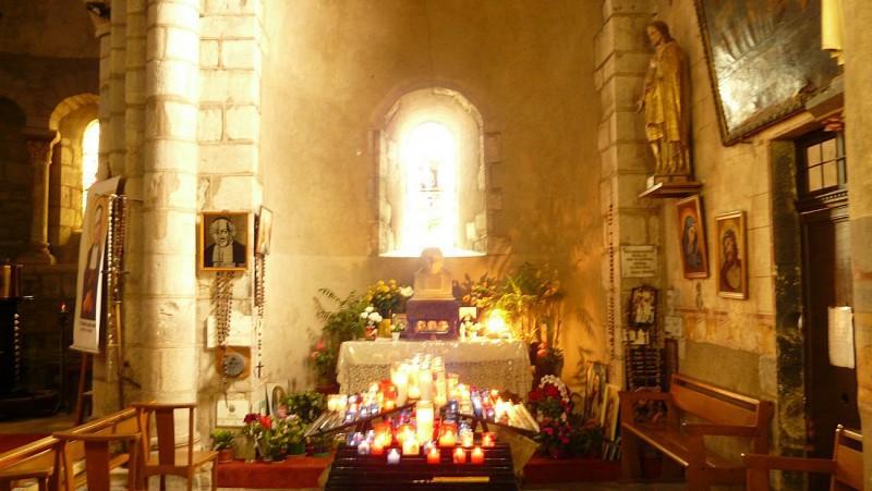 Chapelle Saint-Bénilde