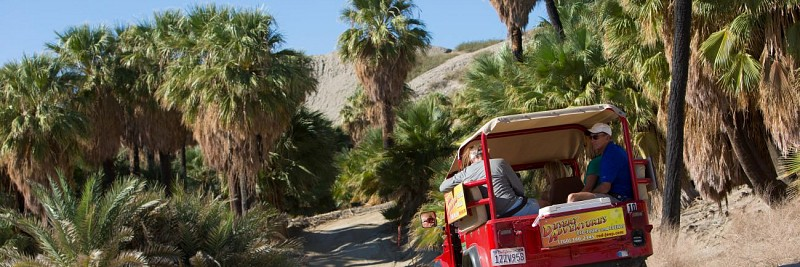 Nocturnal Jeep Tour of the San Andreas Fault – Leaving from Palm Desert