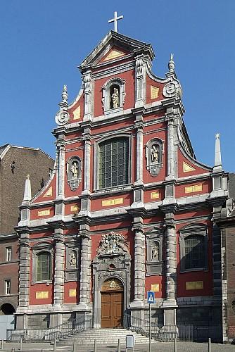 Die ehemalige Kirche der unbefleckten Empfängnis