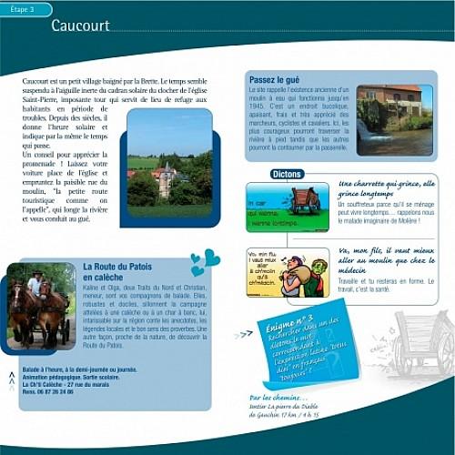 ETAPE 3 : Caucourt