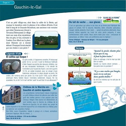 ETAPE 4 : Gauchin-le-Gal