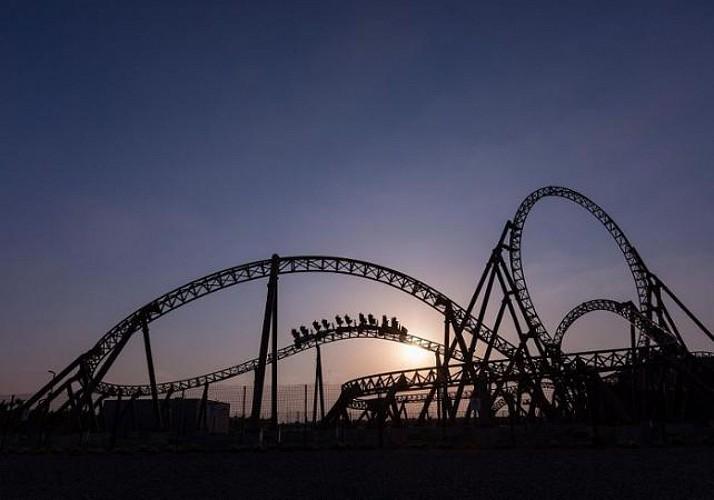 Billet Motiongate – Parc d'attractions à Dubai