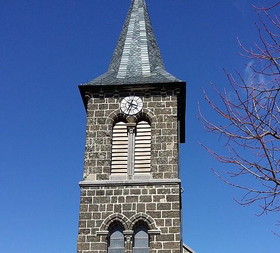 Eglise St Jean Baptiste - Badailhac