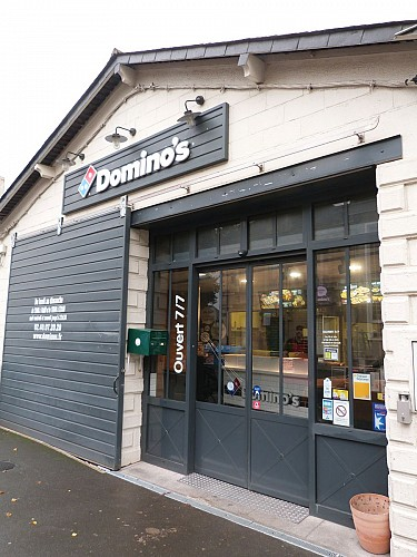 RESTAURANT RAPIDE DOMINO'S PIZZA