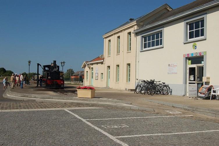 Gare de Noyelles-sur-Mer
