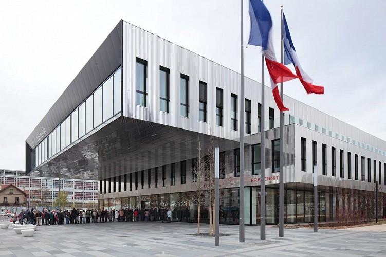 Hôtel de Ville de Bezons - 2015 (ECDM)
