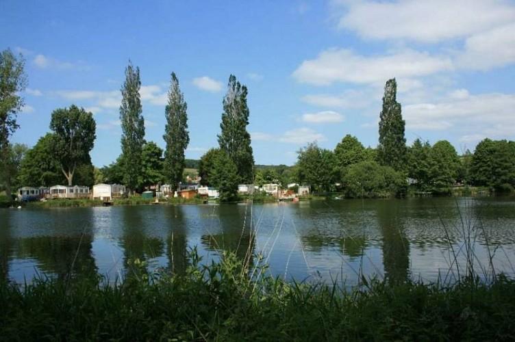 Les étangs de Bouvaincourt sur Bresle