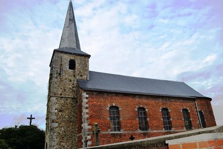 Visiter l'église de Croix-lez-Rouveroy