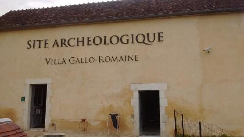 Site gallo-romain d'Escolives