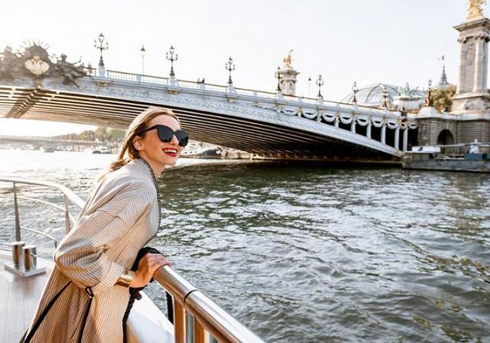 Crucero Sena -  Bateaux Mouches