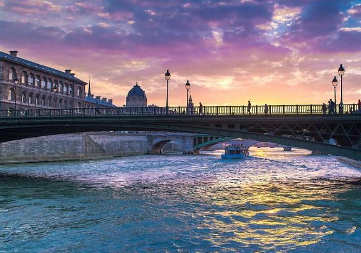Croisière Seine - Bateaux Mouches