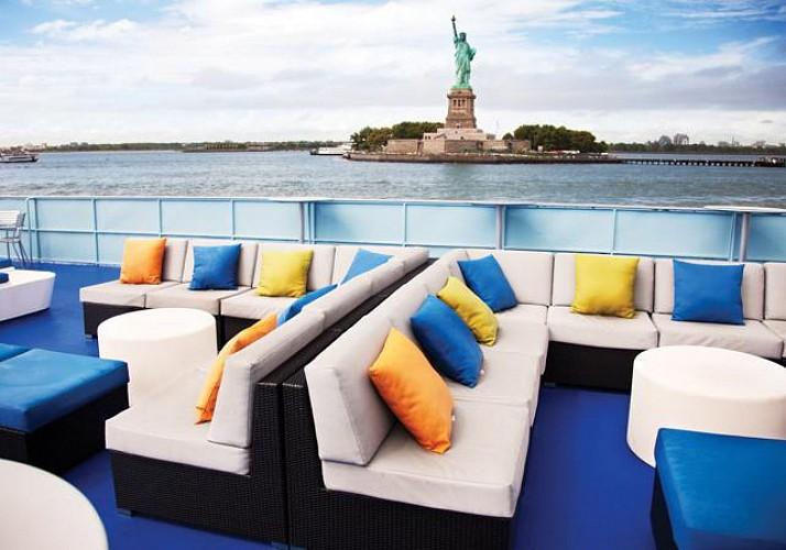 Pranzo in crociera a New York - In yacht