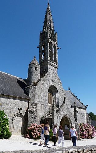Église Notre-Dame d'Izel-Vor