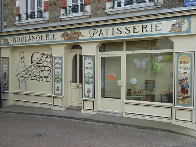 Bakery Pastry : Cyril DERVIN