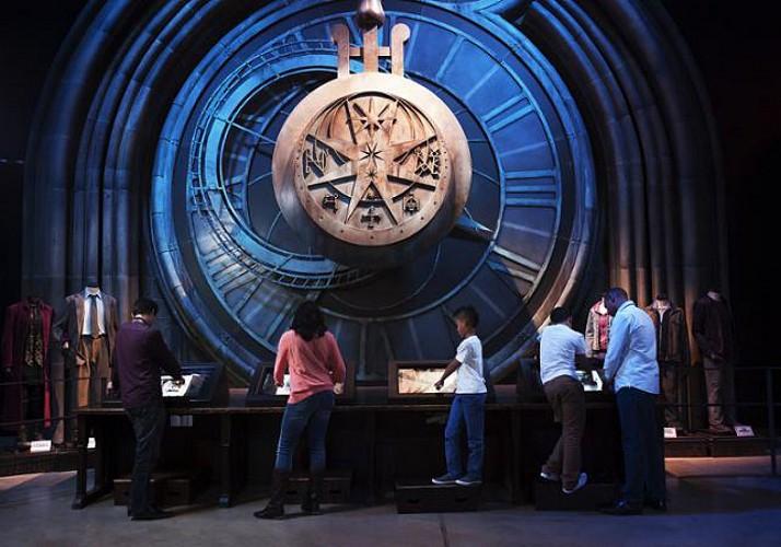 Biglietto Harry Potter Studios - partenza da Londra inclusa