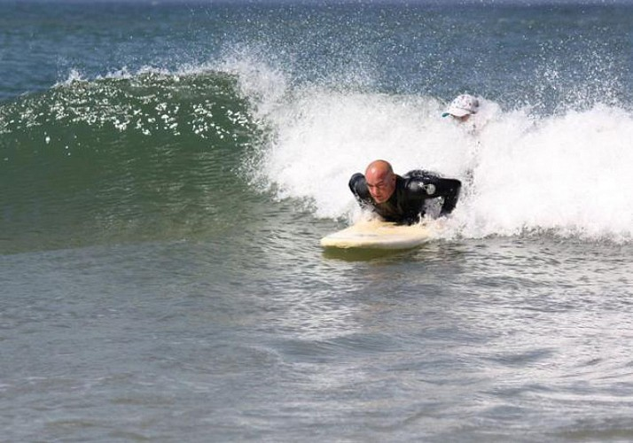 Guided Bike Tour and Surf Session in Porto – Private tour