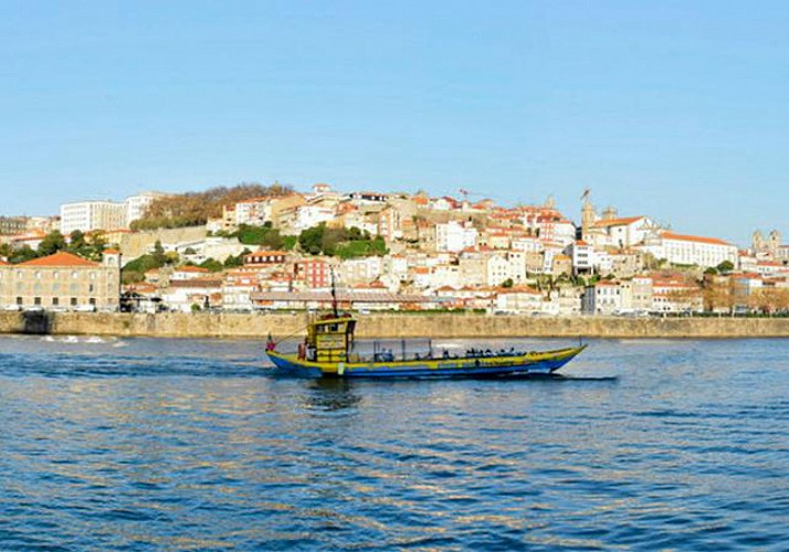 Porto Bike Tour and Gastronomy – Lunch included – Private tour