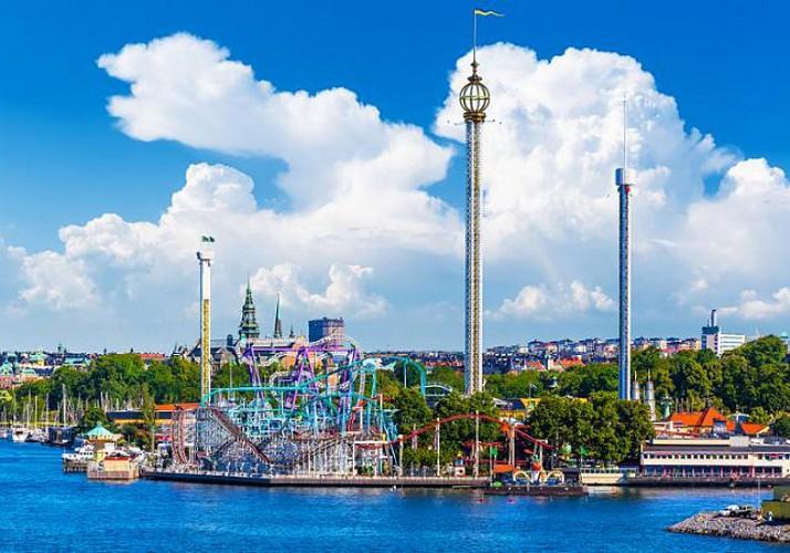 Visita guidata di Stoccolma e giro in barca - Giornata intera