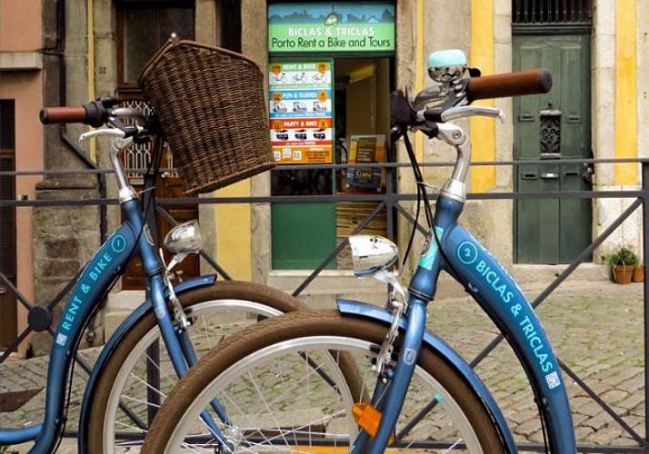 Bike Rental in Porto