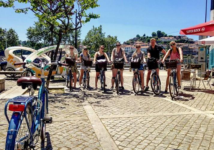 Location de vélo à Porto