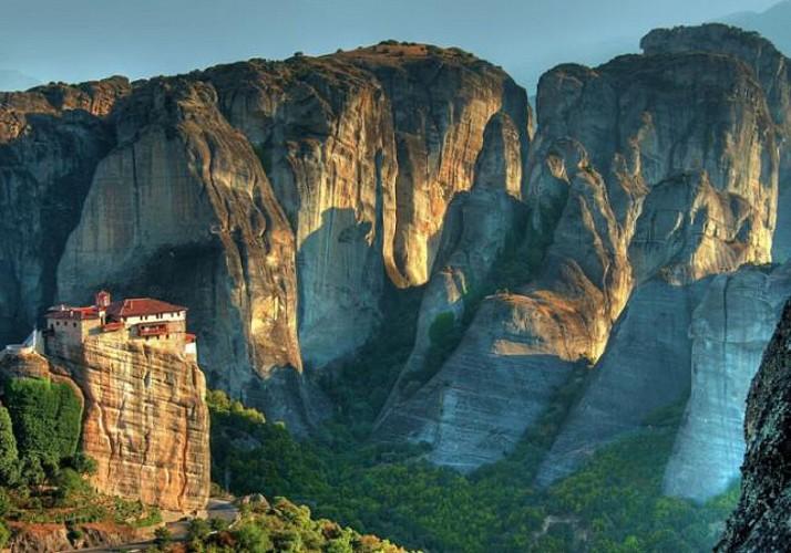 Excursion d'un jour aux Météores en train – Au départ d'Athènes