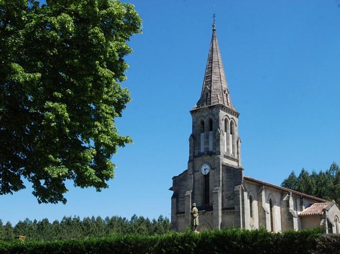 Eglise Saint-Pierre de Giscos