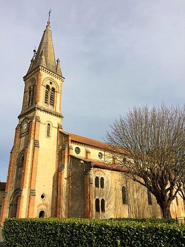 Eglise de Saramon