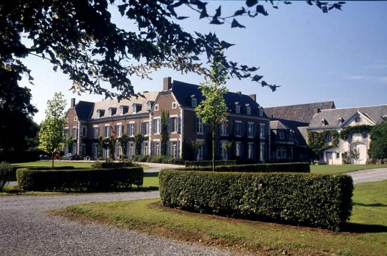 Site et château de Vieux-Waleffe