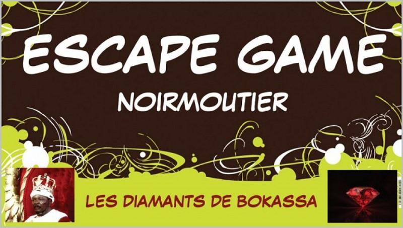 ESCAPE GAME - JEU D'ÉVASION GRANDEUR NATURE