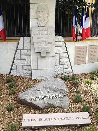 Square de la Résistance