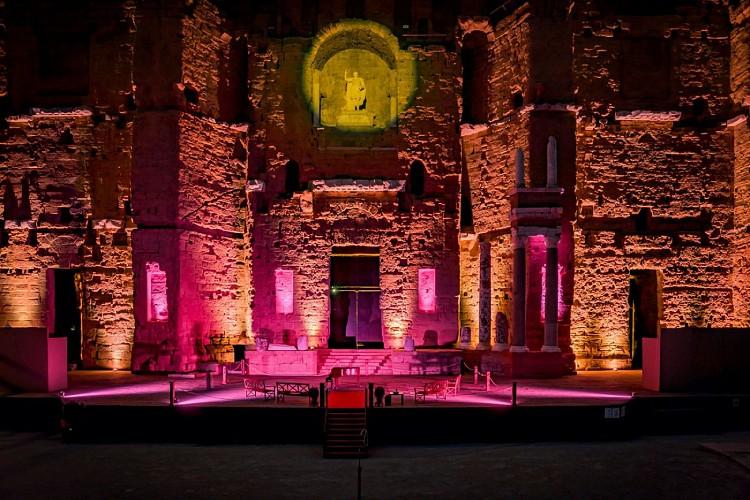 Roman Theatre in Orange