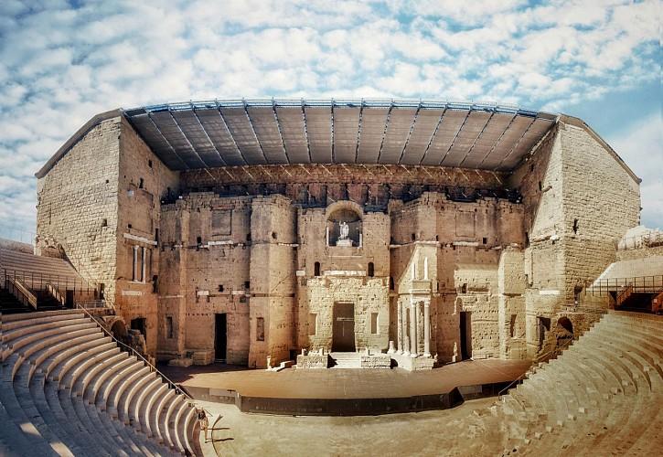 Teatro antiguo de Orange